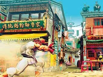 Создатели Street Fighter IV подтвердили слухи о PC-версии игры
