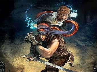 Арт к новой части игры Prince of Persia