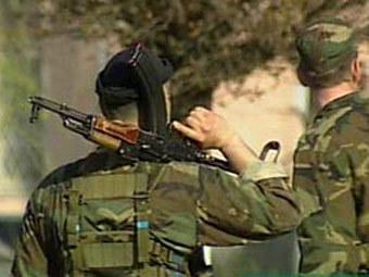 В Чечне, при обстреле патруля, погиб полицейский