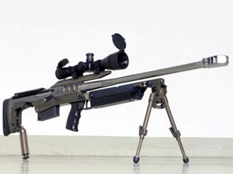 Снайперская винтовка Alex-338. Фото OBR SM Tarnow