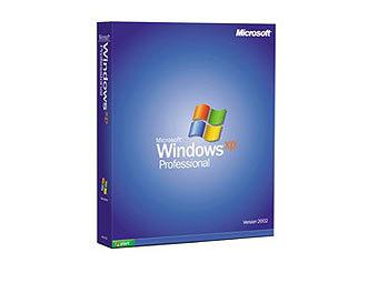 Дистрибутив Windows XP. Фото с сайта Microsoft