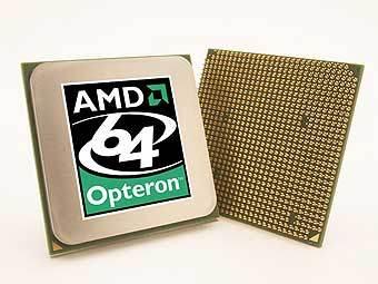 Процессоры Opteron. Фото AMD