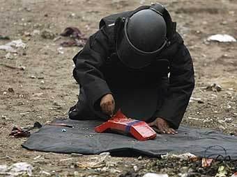 В Дагестане нашли две мощные бомбы