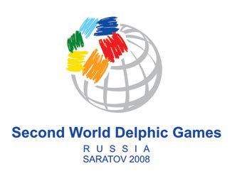 логотип дельфийских игр-2008