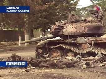 За ночь в Цхинвали и окрестностях были ранены 12 человек
