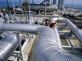 Газопровод Баку-Тбилиси-Джейхан. Фото AFP