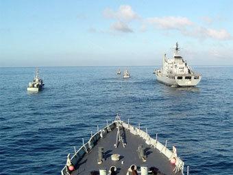 Корабли ВМС Венесуэлы. Фото с официального сайта