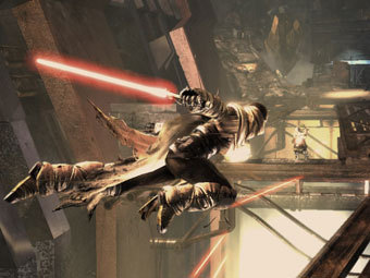 Демо-версия новой части Star Wars