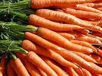 Морковные блинчики