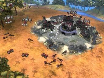 Spore в StarCraft
