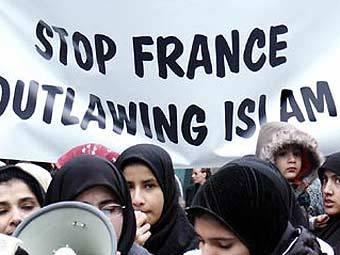 Франция: плоды толерастии