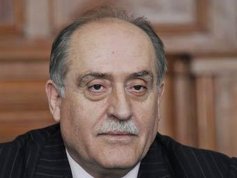Министр иностранных дел Черногории Милан Рочен. Фото ©AFP