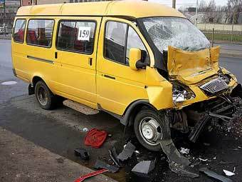 На водителей московских маршруток завели шесть уголовных дел