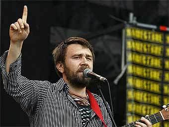 """Сергей Шнуров обзавелся """"Рублем"""""""
