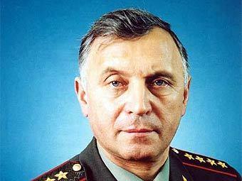 Николай Макаров. Фото пресс-службы Министерства обороны
