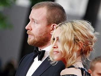 Мадонна и Гай Ричи договорились о воспитании детей после развода