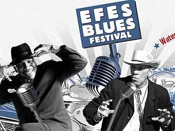 В Москве пройдет юбилейный Efes Blues Festival