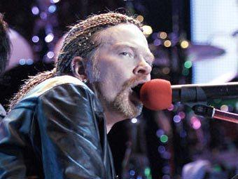 Новый альбом Guns N'Roses выйдет сразу в трех форматах