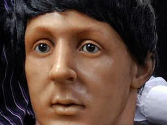 Найдена голова Пола Маккартни