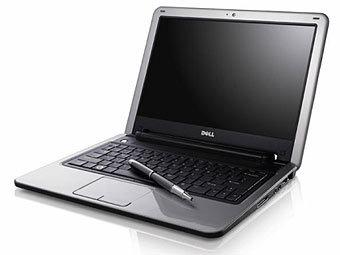 Dell установила в нетбук Windows Vista