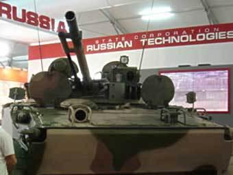 Россия сохранила второе место в списке мировых экспортеров оружия.