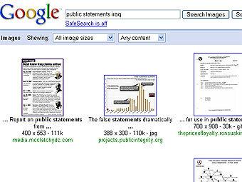 Поисковик Google научился различать слова на изображениях