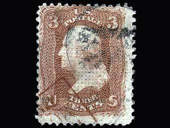 Считается, что в мире осталось всего три экземпляра этой марки.