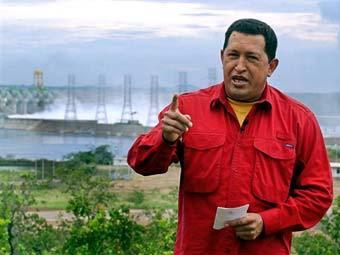 Уго Чавес принял участие в записи альбома революционных песен