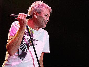 Вокалист Deep Purple записал сольный диск