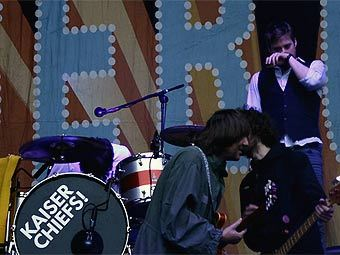 Kaiser Chiefs выпускают первый концертный DVD
