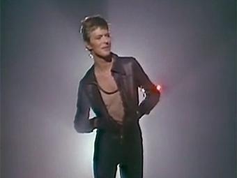 Видеоклипы Боуи покажут в музее