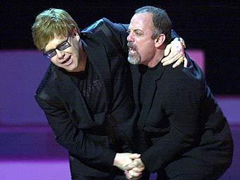 Билли Джоэл и Элтон Джон поедут в очередное совместное турне