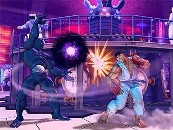 Разработчики объявили дату выхода Street Fighter IV