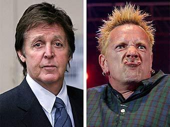 Маккартни признался в любви к Sex Pistols