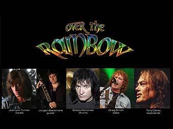 Участники The Rainbow создали группу с сыном Ричи Блэкмора