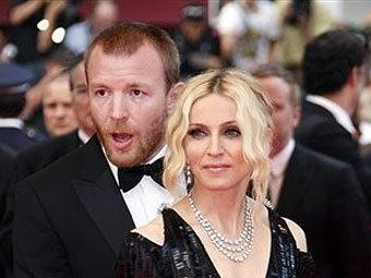 Гай Ричи отказался от денег Мадонны