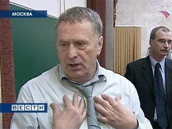 Жириновский кризис