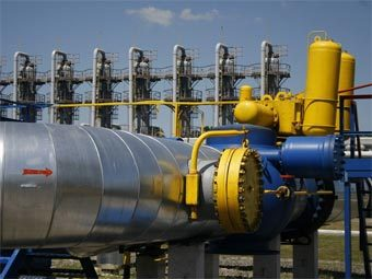 Газораспределительная станция на Украине. Фото пресс-службы