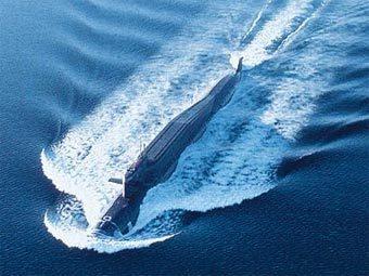 Подлодка проекта 667БДРМ. Фото с сайта warships.ru