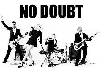 Группа No Doubt отправится в турне