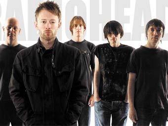 Radiohead презентуют три клипа на MySpace