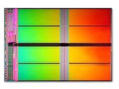 34-нанометровый NAND-чип. Фото пресс-службы Intel