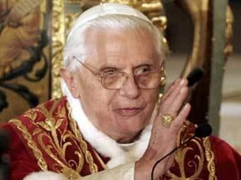 Бенедикт XVI принял посла Монголии при Святейшем Престоле