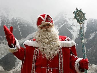 Главный Дед Мороз страны не приехал в Ростов на Рождество.