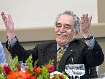 Габриель Гарсиа Маркес. Фото ©AFP