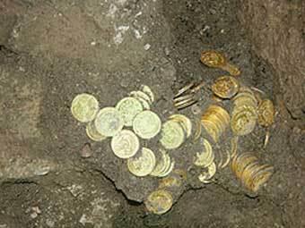250 золотых монет в израиле