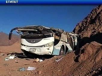 Пострадавшие в Египте туристы