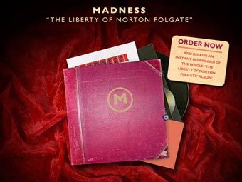 Madness отметят 30-летие выпуском нового альбома