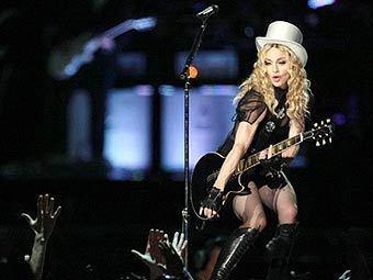 Мадонна. Фото ©AFP