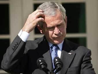 Джордж Буш. Фото ©AFP